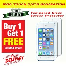 Genuine Tempered Glass Screen Protector For ipod touch 5/6th Generation