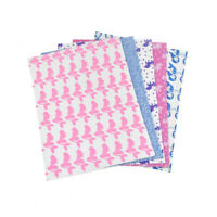 Fairytale Fun Foam Sheets, 9-Inch x 12-Inch, 5-Piece