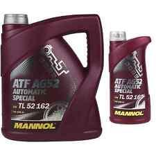 5 Liter Original MANNOL Automatikgetriebeöl ATF AG52 Automatic Special