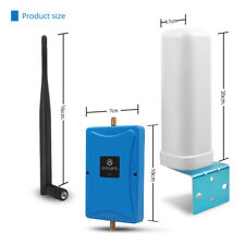 1800MHz Cell Phone Signal Booster 2G 4G LTE Mobile Repeater for Three Meteor Use