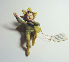 """Winter Jasmine"" Flower Fairy Figurine/ornament. by Cicely Mary Barker. No box."
