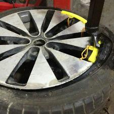 2*Car SUV Change ReplaceWheel Tire Tyre Rim Edge Solid Plastic Protection Tool