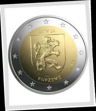 2 EURO *** Lettonie 2017 *** Kurzeme *** 2017 Letland *** Kurzeme !!!