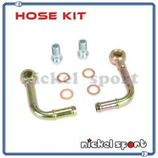 M14 x 1.5 Water Coolant Pipe Kit fit Garrett T25 T28 GT25 GT28 GT30 GT35 Turbo