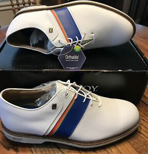 Footjoy Premiere Series Packard Limited Pacific Sunset Collection 53981 Mens 10