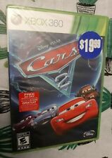 DISNEY CARS 2 (Microsoft Xbox 360) NEW & SEALED * READ DESC