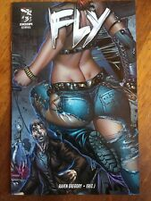 Grimm Fairy Tales FLY #3 Zenescope EBAS COVER HOT RARE NM+
