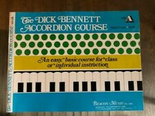 Dick Bennett Accordion Course Book A
