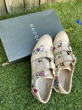 Gucci woman shoes size Uk 38.5 US 7.5 Uk 5.5 Trainer Shoes