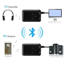 3.5mmTV/Music AUX Audio Transmitter 2in1 Wireless USB 4.2 Bluetooth Receiver