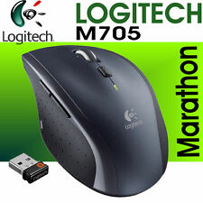 Logitech Wireless Mouse M705 / Funk-Maus Laser Logitech M705 Wireless Maus - NEU