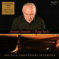 Jacques Loussier - Plays Bach - The 50th Anniversary Recording [CD]