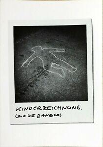 # 2.080 - Kinderzeichnung Rio de Janeiro / UNICEF - Edgarkarte Edgarcard