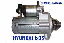 HYUNDAI ix35 1.7 CRDI 3610024550 428000-7980 STARTER MOTOR 2010 - 2015