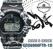 Casio G-SHOCK×FUTURA | Limited Model Watch GDX6900FTR-1D GD-X6900FTR-1D