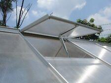1x Automatischer Fensteröffner für Gartenhaus Treibhaus Gewächshaus Fensterheber
