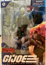 Hasbro Exclusive GI Joe Classified Cobra Island Beach Head with blue eyes