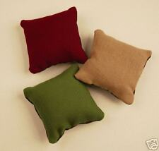Large Pillow Catnip Toys Made By Sherri - Lot of 3