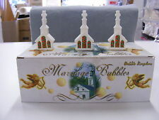 Marriage/Church Bubbles - 1 Box of 36 Bottles