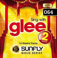 Sunfly Karaoke Gold 64 - Sing With Glee Karaoke Vol.2 (SFGD064)