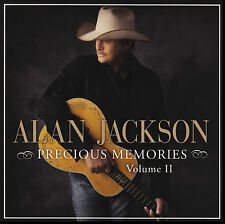 ALAN JACKSON - PRECIOUS MEMORIES Volume II CD ~ COUNTRY GOSPEL 2 *NEW*