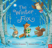 The Winter Fox by Timothy Knapman (Paperback, 2016)