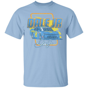 Men's Dale Earnhardt Jr Team Logo 2020 Car T-Shirt S-5XL