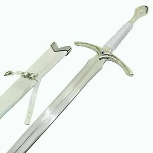 GLAMDRING Sword Of Gandalf From Lord of the Ring Monogram LOTR Men's Gift JW-515