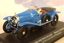 1 43 IXO Lorraine-dietrich B 3-6 Winner 24h le Mans 1925
