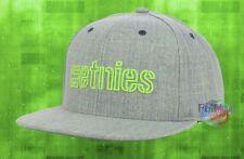 New Etnies Skateboarding Corporate Outline Snapback Cap Hat