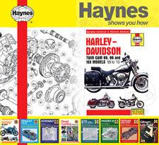 Haynes Service / Repair Manual for Harley Davidson FLHX