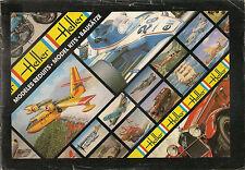 Catalogue vintage Heller 1980