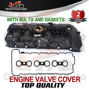 For BMW E82 E90 E70 X3 X5 128i 328i N52 Engine Valve Cover w/ Gasket 11127552281