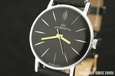Extremely RARE Russian USSR Gold Plated slim Luxury watch Luch De Luxe OLD stock
