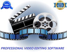 Video editing software Windows-7,8,10, Mac OS 10.9+, Linux download video editor