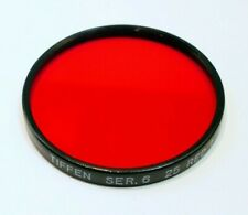 Tiffen Red 1 25 series 6 VI drop in type Lens Filter
