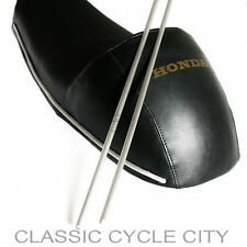 Honda CB 500 Four K0 K1 K2 Zierleisten Giuliari Sitzbank Seat Moulding Trims