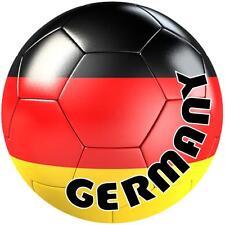 decal sticker worldcup car bumper flag team soccer ball foot football germany