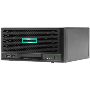 HPE ProLiant MicroServer Gen10 Plus Ultra Micro Tower Server - 1 x Intel Pentium