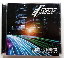 SURGIN Electric Nights CD 2003 Near-MINT Jack Ponti ARCARA Prophet