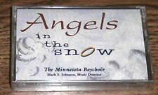 MINNESOTA BOYCHOIR BOYS CHOIR  Angels in the Snow PRIVATE CASSETTE TAPE