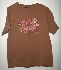 FENDER GUITARS med T shirt Stratocaster tee Strat Kat's Krazy Kustoms rockabilly
