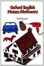 Oxford English Picture Dictionary Pocket Book. ENVÍO URGENTE (ESPAÑA)
