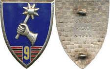 9° Régiment de Chasseurs d'Afrique, gantelet, Drago 1298, (F154)