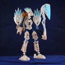 Lego Bionicle Glatorian Strakk (8982) Complete Figure & Free Shipping