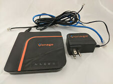Vonage Vdv22-Vd V-Portal Router VoIp Phone Adapter (with power supply)