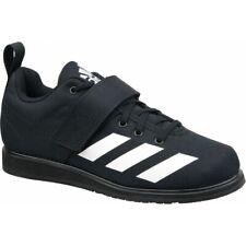 Para Hombre Adidas Powerlift 4 Zapatos Levantamiento de Pesas Atlético Deporte Negro BC0343 Talla 8-14