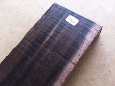 Amara Ebony Wood Crafts Knife Blank Boxmakers Ebony Tonewood