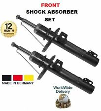 SKODA FABIA 1.2 1.4 1.6 1.9 TDI 1999-->ON NEW FRONT SHOCK ABSORBER SHOCKER SET