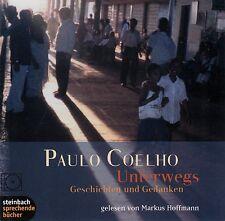 PAULO COELHO : UNTERWEGS - GESCHICHTEN & GEDANKEN / CD (HÖRBUCH)